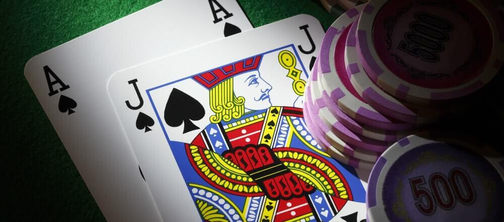 cartas 21 blackjack gratis