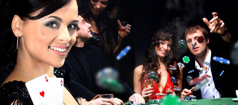 jugadores de blackjack en vivo