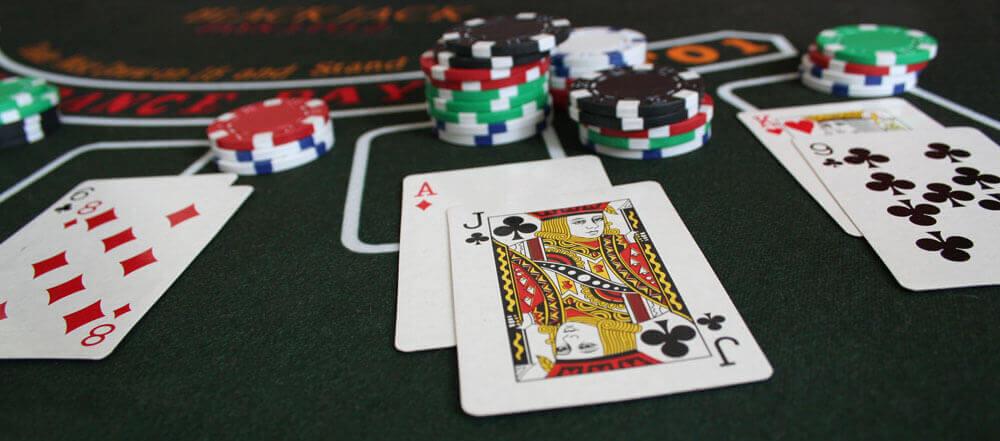 blackjack reglas