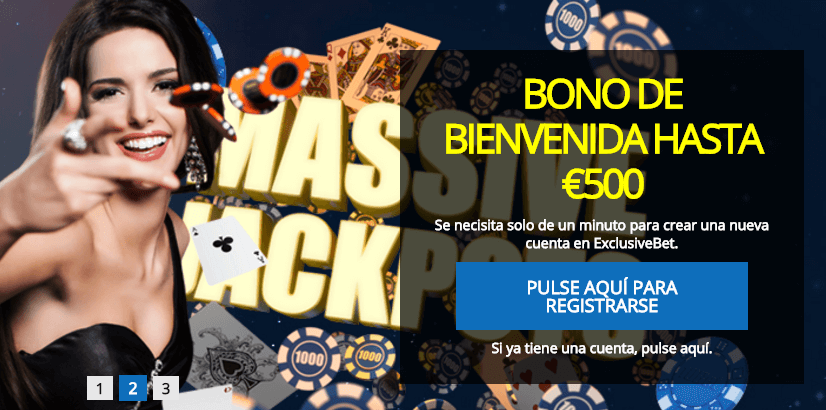 Exclusivebet Casino codigo promocional