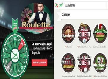Casino Paf Apuesta segura entrega 10 euros y 35 giros gratis
